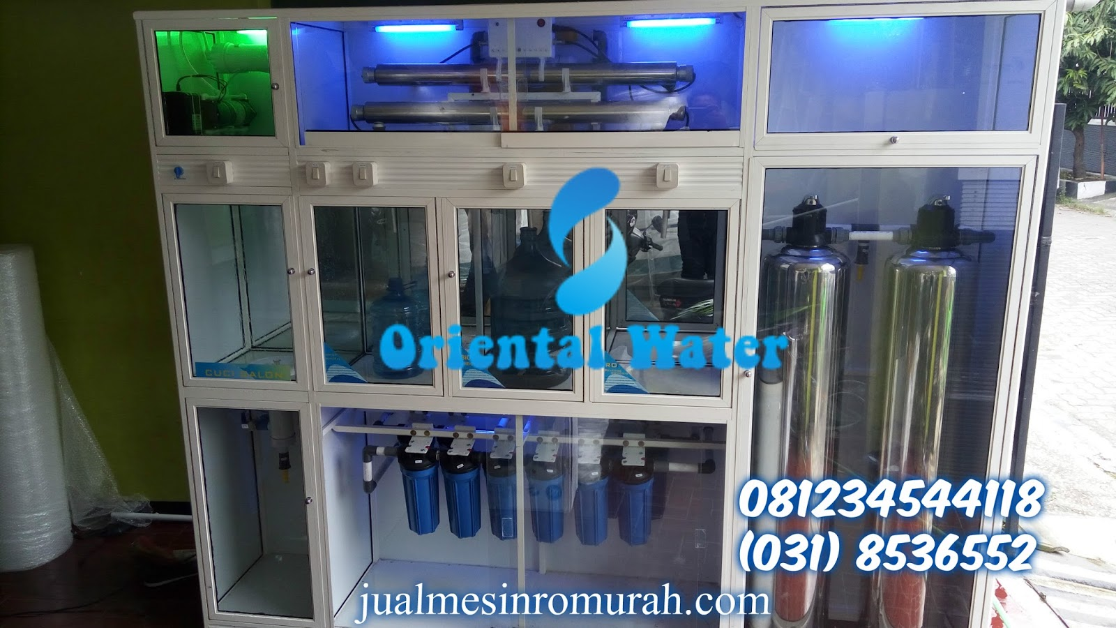Depo Air Minum Isi Ulang Mesin Reverse Osmosis Tissue Galon Paket Ro Alkalin 02 Rp 26000000