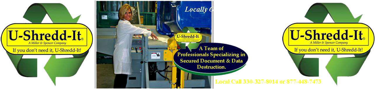 A Team of  Professionals Specializing in Secured Document & Data Destruction.