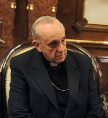 Schwarzer Papst Jesuiten General