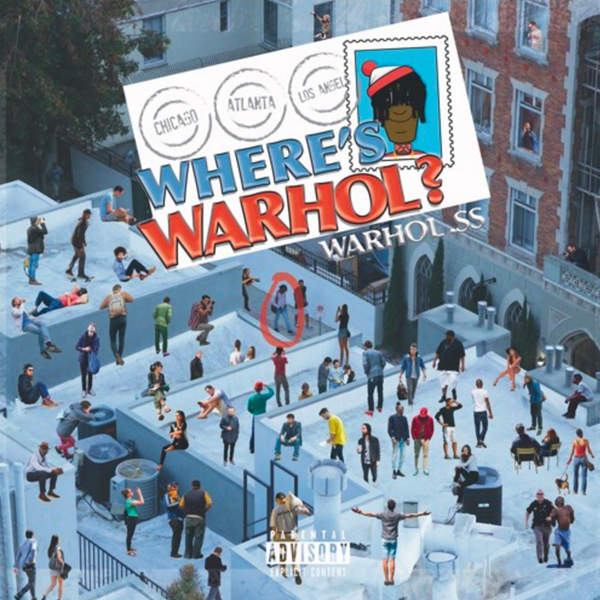 Warhol.SS - Where's Warhol? Cover