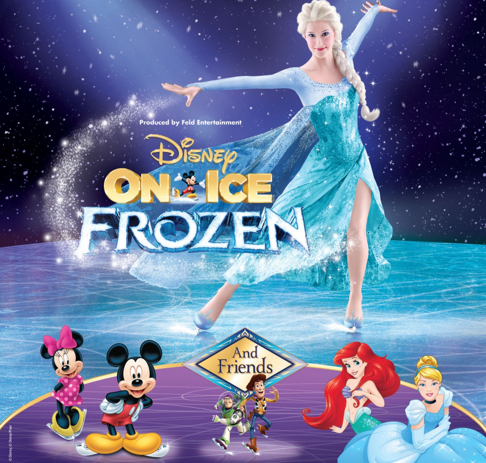 Girl scouts western pennsylvania discounted disney on ice group girl scouts western pennsylvania members can take advantage of a special discounted group ticket price of 1250 plus each girl scout in attendance will publicscrutiny Image collections