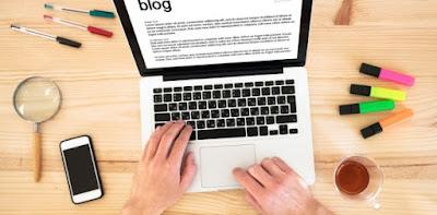 membuat konten blog