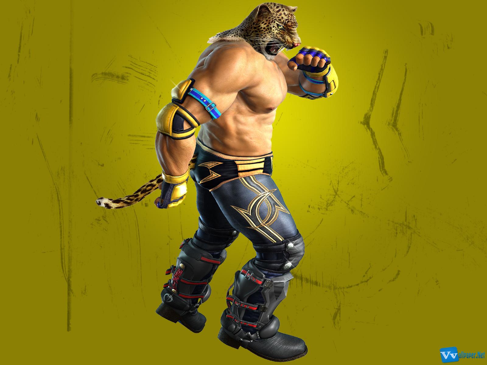 Central Wallpaper Armor King Tekken Hd Wallpapers