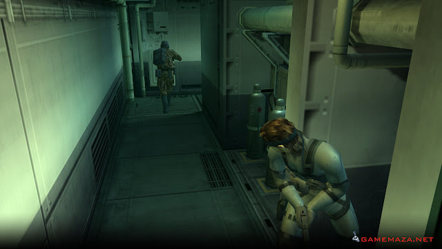 Metal Gear Solid 2 Substance Gameplay Screenshot 3