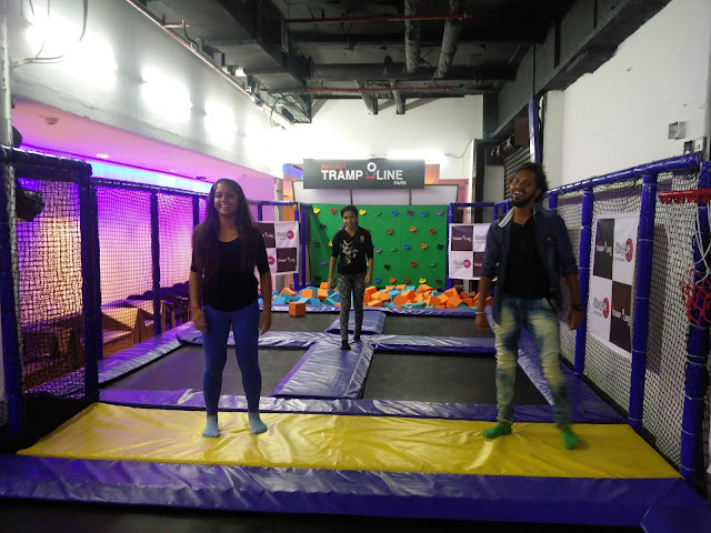 SMAAASH organizes a Health and Fitness Carnival