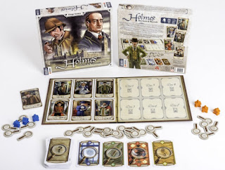 Holmes: Sherlock & Mycroft - Diego Ibanez