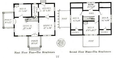 Aladdin Strathmore floor plan