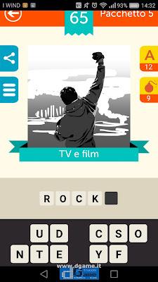 Iconica Italia Pop Logo Quiz soluzione pacchetto 5 livelli 65-75