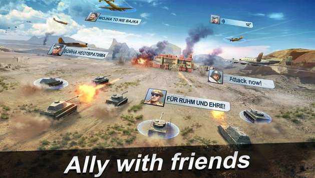 World Warfare Mod Apk Android