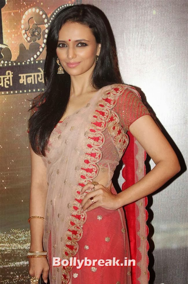 Roshni Chopra, ITA Awards 2013 - Red Carpet Pics