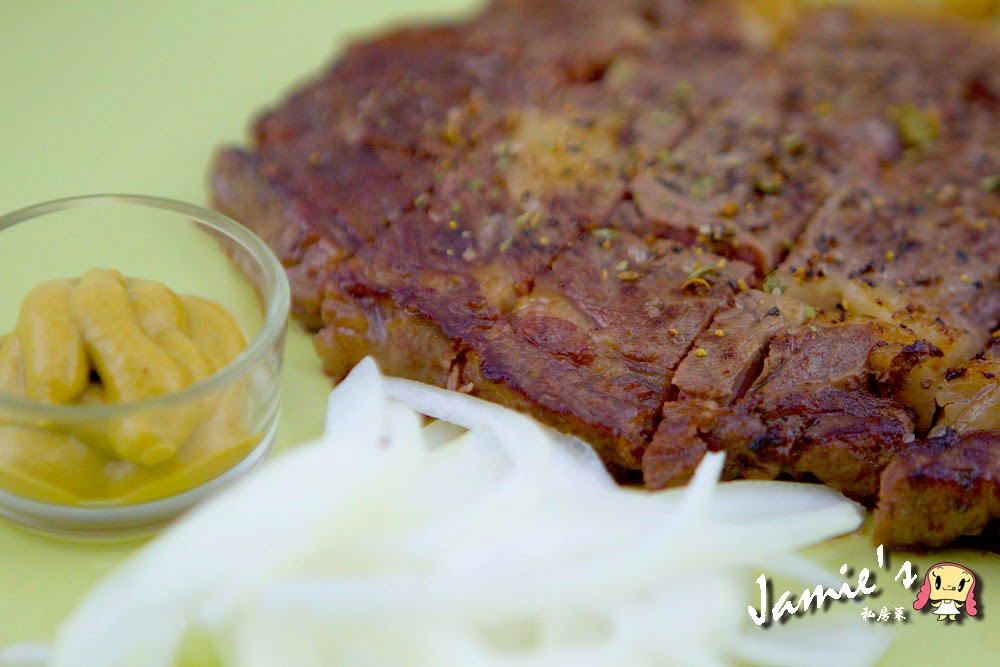 Jamie's Food-美國肋眼牛排 Rib Eye Steak