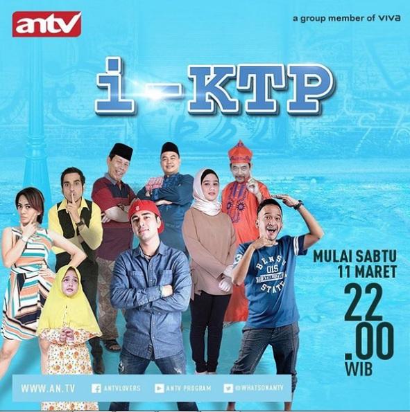 Profil dan Foto Pemain i-KTP ANTV Lengkap