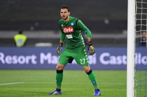 maglie calcio poco prezzo 2020: Maglia Napoli 2019 2020 Karnezis