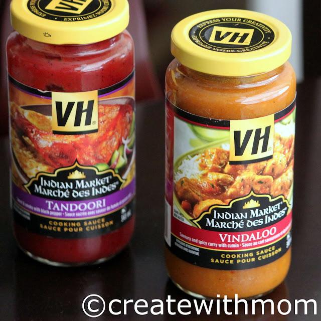 VH sauce