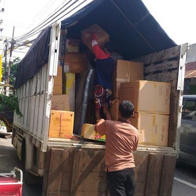 Jasa Sewa Truk Pindahan Jakarta Surabaya Murah