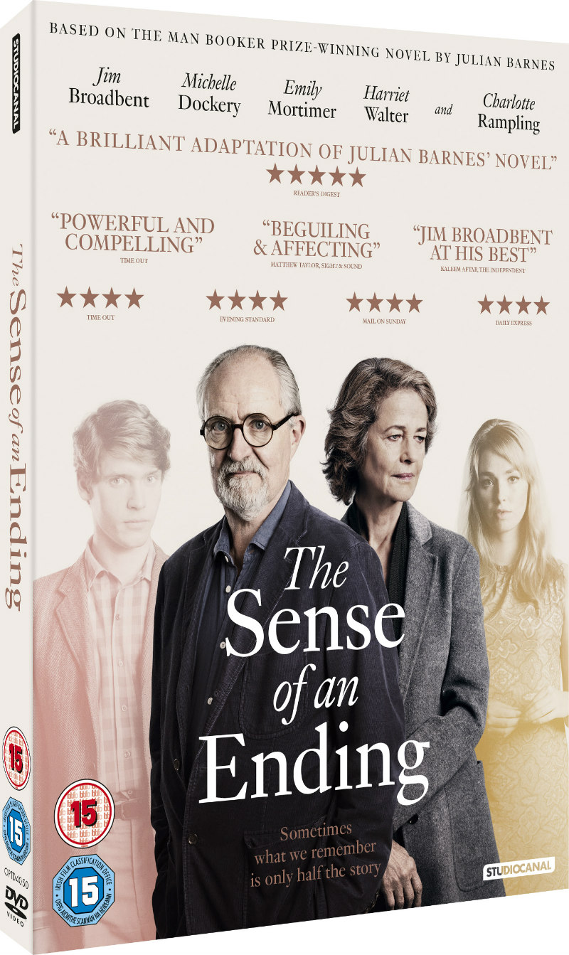the sense of an ending dvd