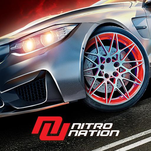 تحميل لعبه NITRO NATION™ 6 سباق مهكره اخر اصدار