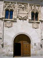 Palacio de los Momos; Zamora; Castilla y León; Vía de la Plata