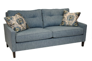 non toxic couch sofa no flame retardants made in america