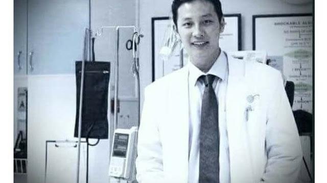 Dokter Ganteng Ini Meninggal di Kamar Jaga, Di Karenakan Piket 5 Hari Berturut-turut
