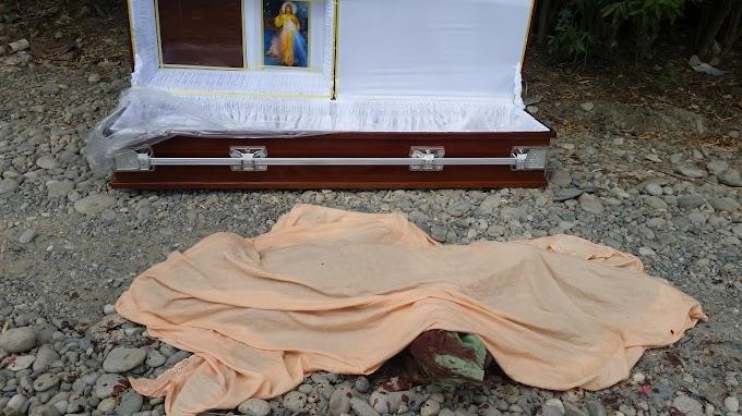 Desconocido matan anciano en la comunidad de Canoa
