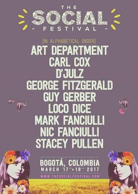 THE SOCIAL FESTIVAL 2017