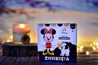 """""""Disney Maluch. Książeczka kontrastowa. Zwierzęta"""" #książki dla dzieci 33"""