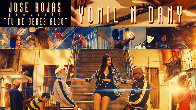 Yomil y el Dany - ¨Tú me debes algo¨ - Videoclip - Dirección: Jose Rojas. Portal Del Vídeo Clip Cubano