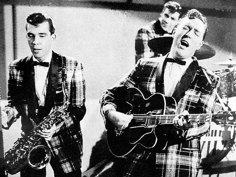Rock N Roll Rockabilly Bill Haley 1950 S Youtube - Imagez co