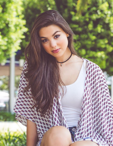 Kira Kosarin beautiful photo shoot for NKD Magazine September 2016