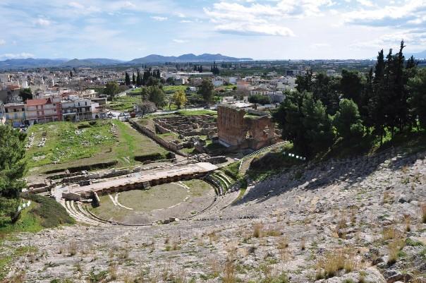 Το ξέρατε οτι στο Αρχαίο Θέατρο Άργους έγινε η 4η Εθνοσυνέλευση που οργάνωσε ο Ι. Καποδίστριας