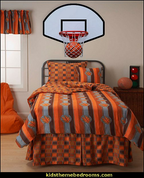 Basketball Wall Decals - talentneeds.com
