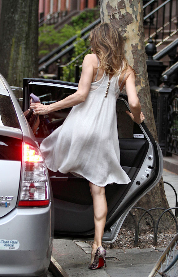 Apologise, Sarah jessica parker naked legs idea