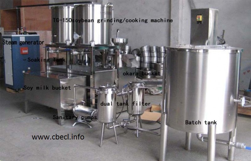 milk processing consultancy