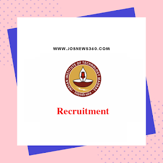 IIT Madras Recruitment 2020 for Research Assistant