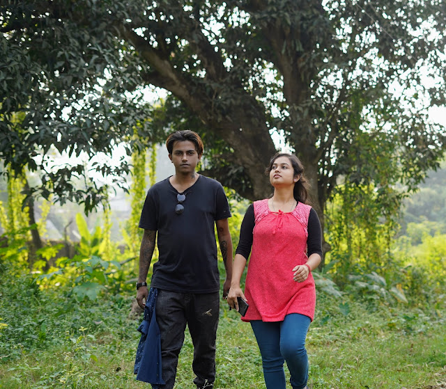 Sourajit Saha With Rituparna Saha 5