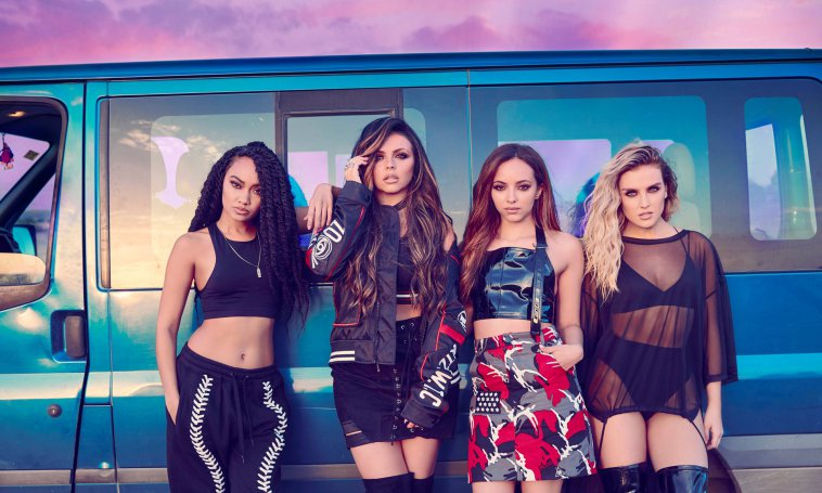 "Little Mix consigue primer álbum número uno con ""Glory Days"""