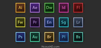 مجموعة أدوبي الإبداعية Adobe Creative Suite