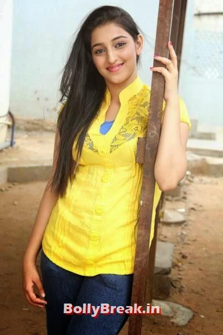 , Cute Face Young Indian Actress Mouryaani hot Photos