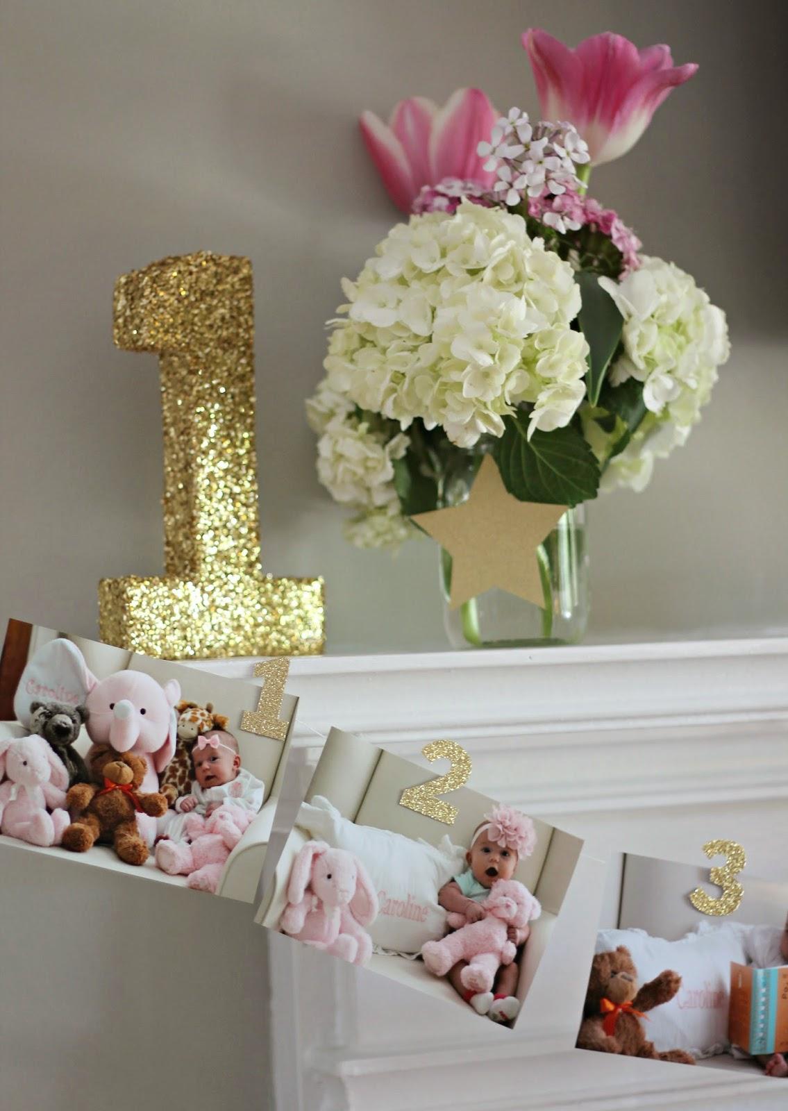 Caroline S Twinkle Twinkle Little Star 1st Birthday Party