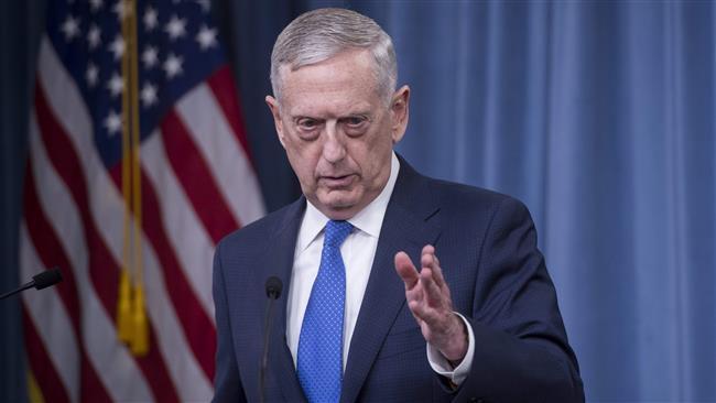 Military solution for North Korea would be 'tragic': US Defense Secretary Jim Mattis