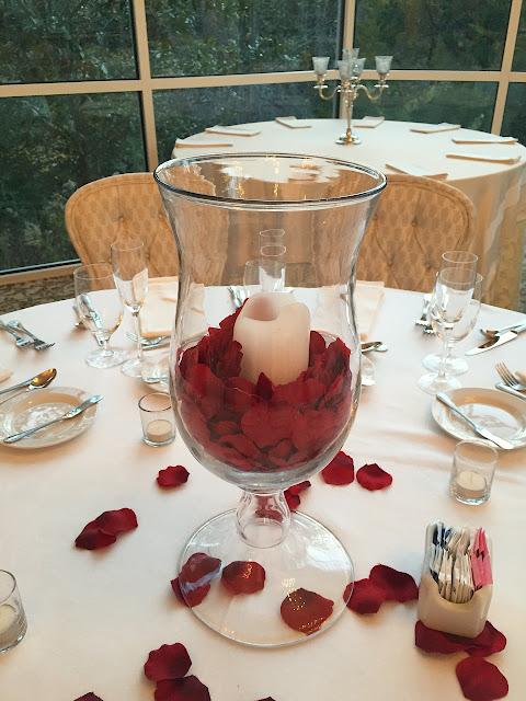 deco de table pour saint valentin