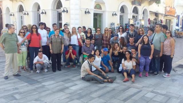 Εκδρομή στο Ναύπλιο για τα παιδιά του ΚΔΑΠ-ΜΕΑ του Δήμου Πατρέων