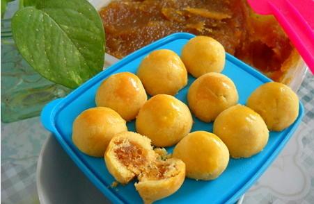Resep Kue Kering Nastar Nanas Spesial Keju Empuk, Enak Dan ...