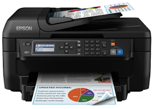 Epson WF-2750DWF Drivers download