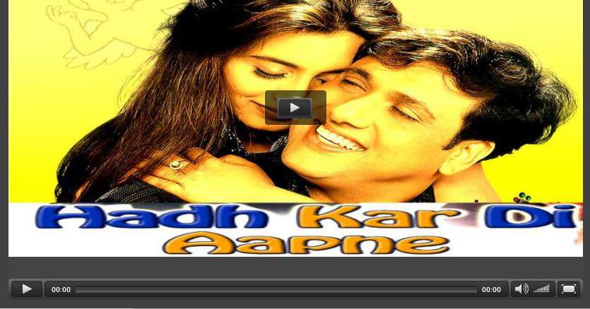 Full movie hadh kar di aapne - Bb flashback movie full