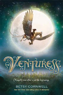 Venturess Cover