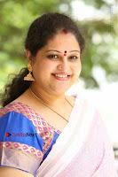 Actress Raasi Latest Pos in Saree at Lanka Movie Interview  0159.JPG