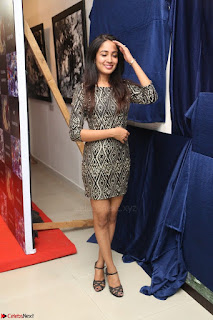 Aditi Chengappa Cute Actress in Tight Short Dress 024.jpg