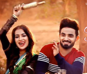 Tere Pind Lyrics - Resham Singh Anmol Full Song HD Video